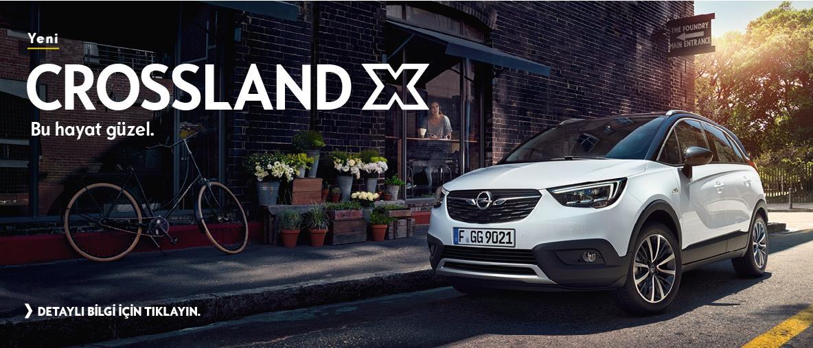 Crossland X