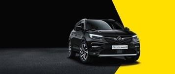 Opel binek araç kampanyaları sayfası