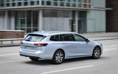 Yeni Opel Insignia'ya Yeni 2.0 BiTurbo Dizel Motor