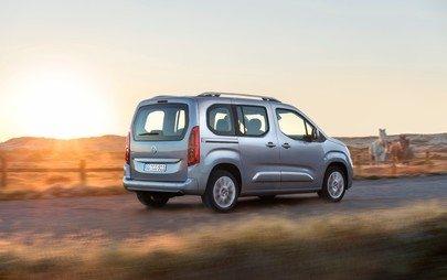 Opel Yeni Combo ile Hafif Ticari Sınıfına Geri Dönüyor