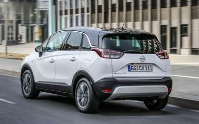 Opel'in hayattan ilham alan SUV modeli Crossland X, Şimdi Dizel Otomatik Seçeneği ile Opel showromlarında!