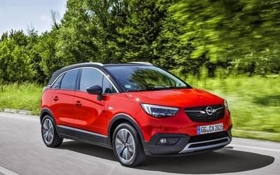 Opel Crossland X Sınıfının En Güvenlisi Seçildi