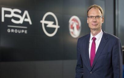 """Opel CEO'su Michael Lohscheller """"MANBEST 2019""""Ödülüne Layık Görüldü"""